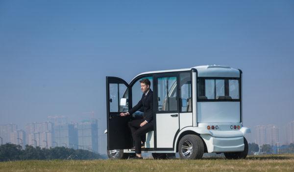 Подписание контракта с фабрикой Suzhou Alwayz Electric Vehicles